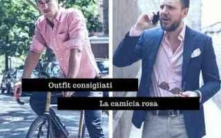 Moda: outfit  eleganza  uomo  camicia  stile