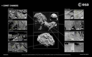 Astronomia: esa  rosetta