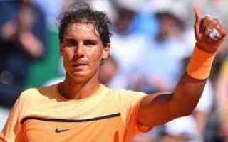 Tennis: tennis grand slam nadal montecarlo