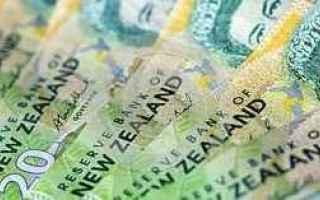 La banca centrale neozelandese (RBNZ) non tocca i propri tassi di interesse, e li lascia a 1,75%, do
