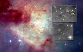 spazio  missioni spaziali  astronomia