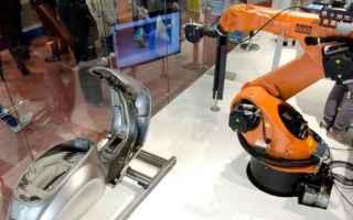 Tecnologie: tecnologia  robotica  innovazione