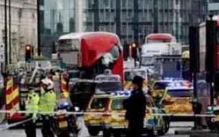 attentato  londra  tamigi