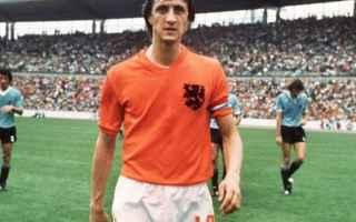 johan cruyff  mondiali  morte  calcio