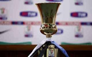 Coppa Italia: coppa italia  calendario  orari