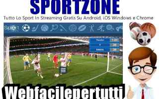 File Sharing: sport zone  streaming  gratis