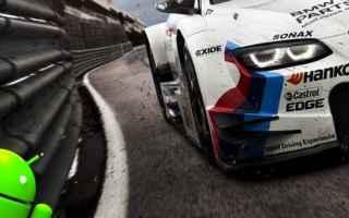 android auto videogiochi corse sport