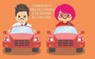 Automobili: automobili motori donne