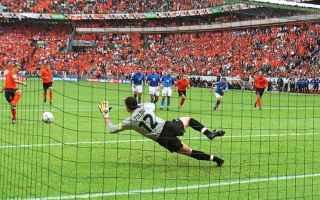 Nazionale: olanda  italia  toldo  rigori  euro2000