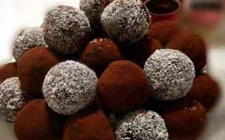 Ricette: tartufi  tiramisu  nutella
