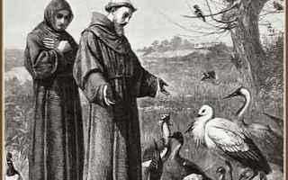 Cultura: cantico delle creature  letteratura  san francesco  assisi