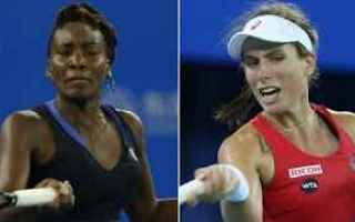Tennis: tennis grand slam konta venus
