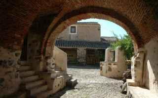 Cagliari: borgo  galtellì  sardegna  viaggi
