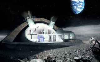 Design 2D 3D: missioni spaziali  marte  luna  stampant