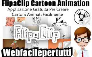 Anime: flipaclip  app  cartoni animati