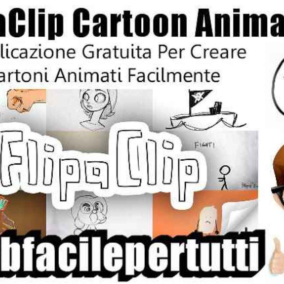 flipaclip  app  cartoni animati