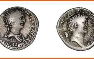Storia: antonio  bellezza  cleopatra  dinaro