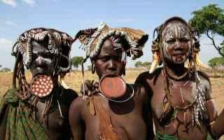 dal Mondo: viaggio  tribu