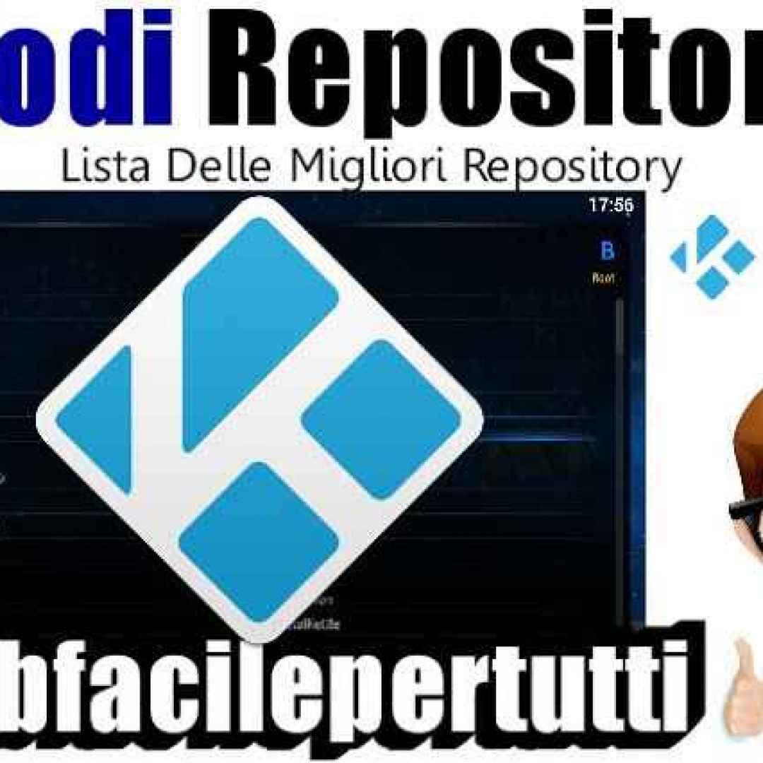 kodi repository listsa