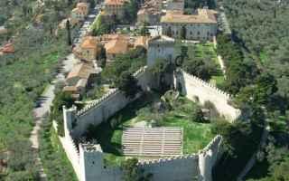 Cultura: borgo  castello  borghi  curiosità