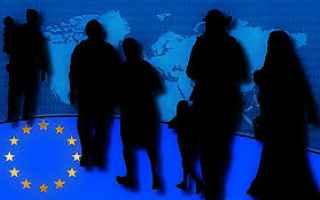 Economia: immigrazione  economia  lavoro  europa