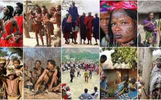Cultura: viaggio  tribu