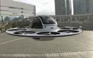 Tecnologie: ifo  droni  rotori  airvehicle  mobility