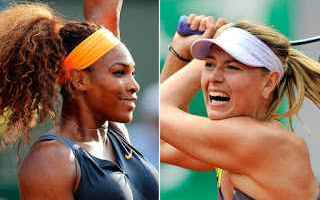 Tennis: tennis grand slam serena roma