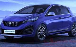 Automobili: peugeot  208  ii^serie  2018