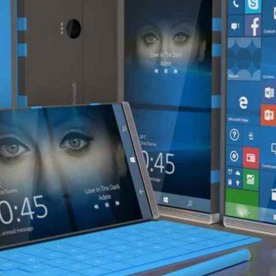 surface phone  windows 10 mobile  tech