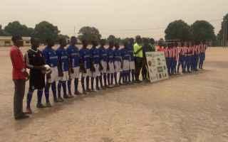 Calcio: derby  calcio  spagna  gambia
