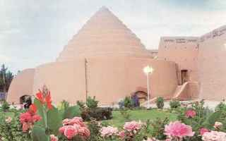Tecnologie: architettura  persia  iran  storia