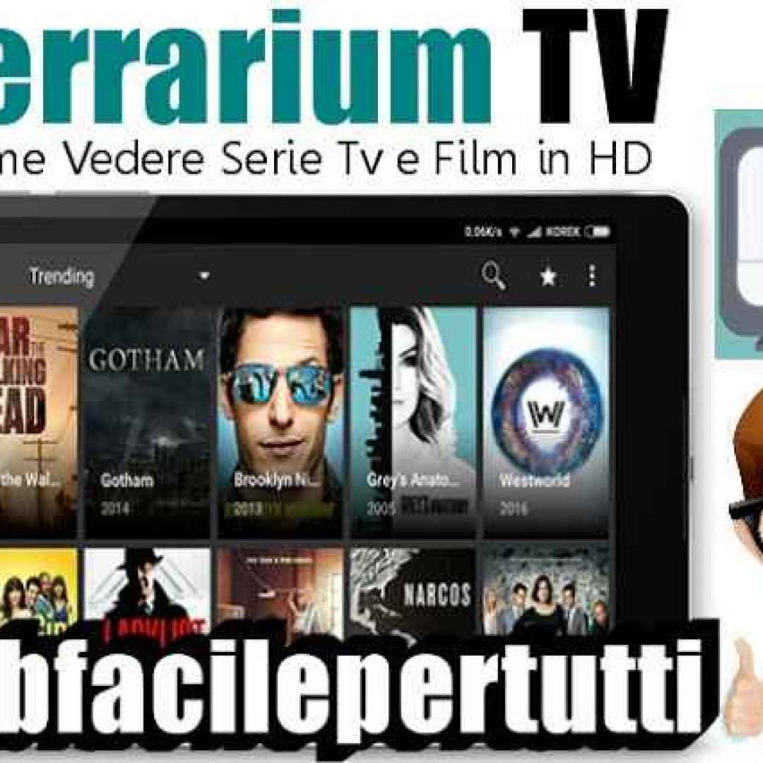 terrarium tv  app  streaming  film