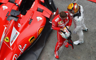 Formula 1: vettel  ricciardo  ferrari  hamiton