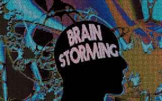 Libri: scrittura creativa  brain storming