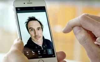 App: selfie  adobe app  smartphone