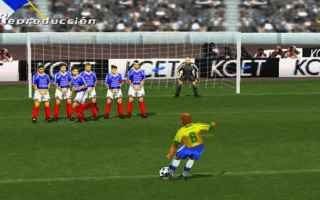 Calcio: pes  playstation  roberto carlos