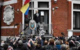 dal Mondo: assange  wikileaks  verità  giornalismo