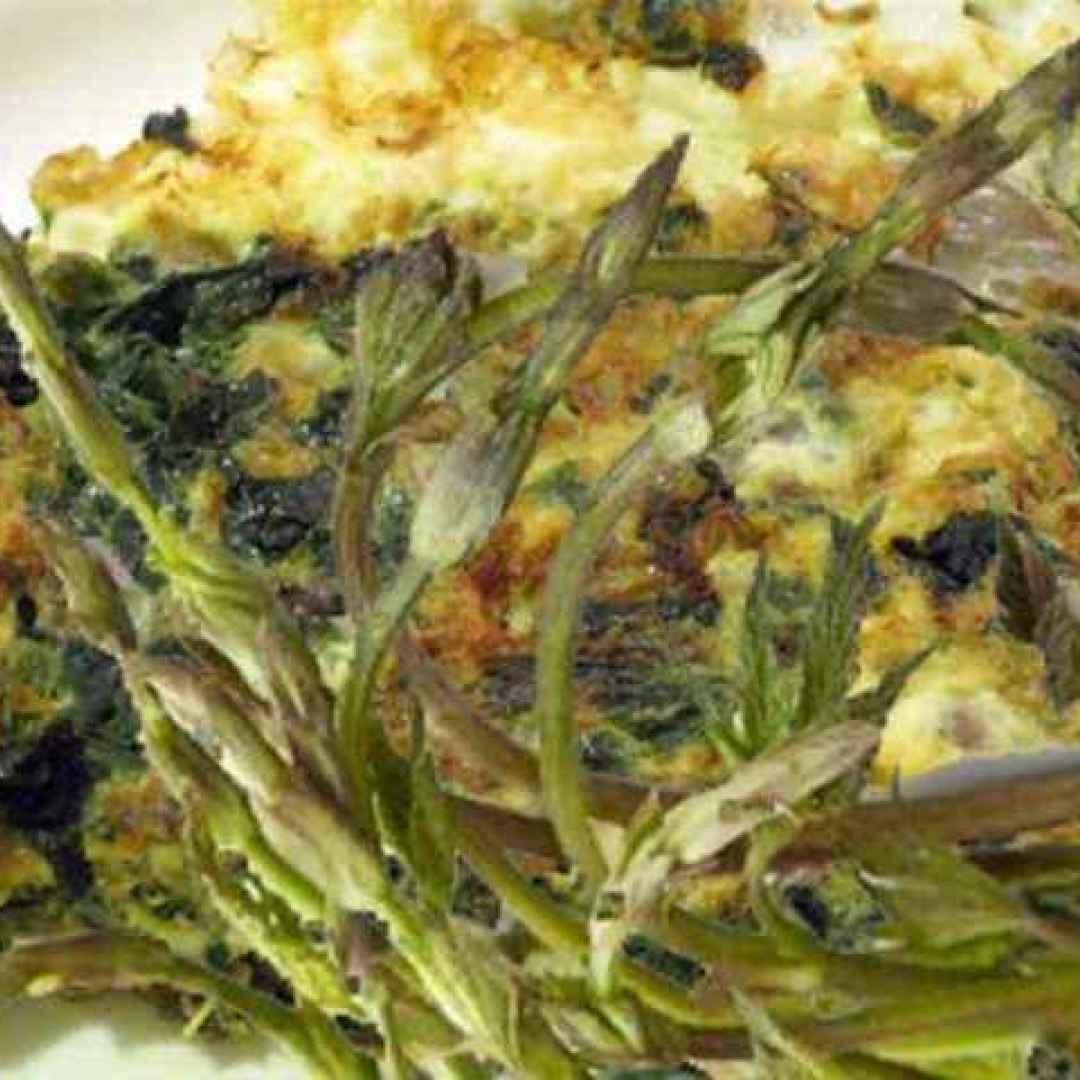 gastronomia  ricette  asparagi  frittata