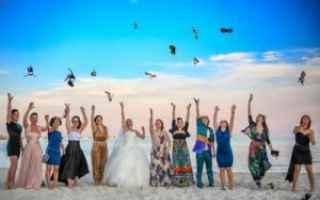 Amore e Coppia: matrimonio invitata abito outfit