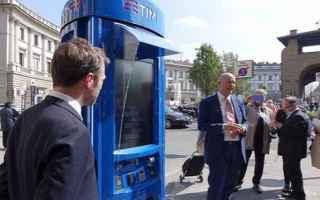 Firenze: firenze  city link  cabina telefonica