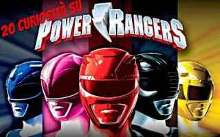 Televisione: power rangers  anni