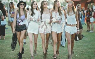 Moda: coachella  festival  musica  look