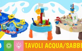 Uno dei giocattoli più divertenti e interessanti che possiamo regalare ai nostri bambini è un tavo