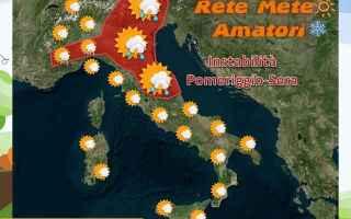 Meteo: meteo  pasqua  weekend  pasquetta
