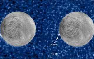 Astronomia: nasa  europa  encelado  cassini