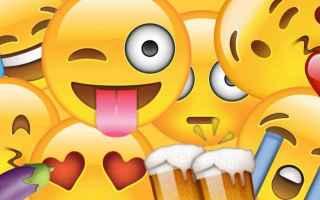 Cellulari: emoji