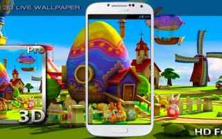 Android: pasqua android sfondi wallpaper