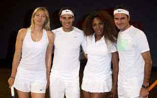 Tennis: tennis grand slam nadal sharapova