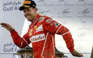Formula 1: f1  ferrari  vettel  mercedes  bahrain